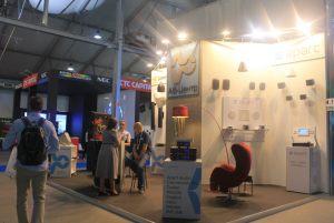 Выставочный стенд для компании «АВЦ»