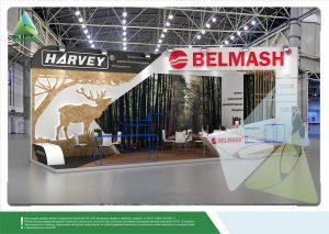 3Д проект для «BELMASH»