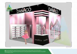 3Д проект для «DANACO»