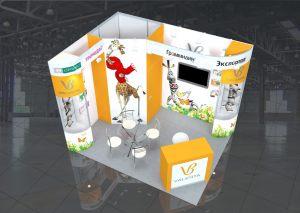 3Д проект для «Valenta»