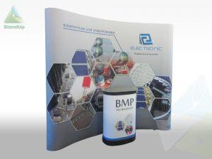 Мобильный выставочный стенд для БМП Технолоджи