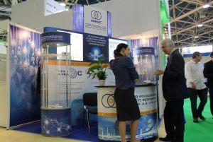 Мобильный выставочный стенд для НИИ Источников света